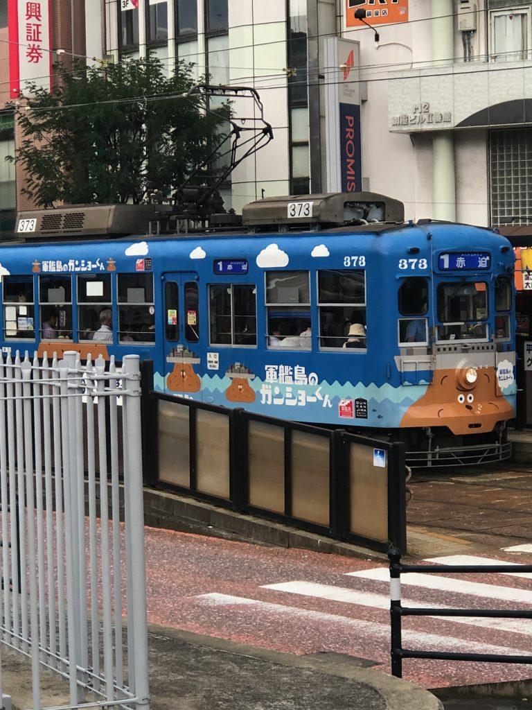 長崎市街地 風景